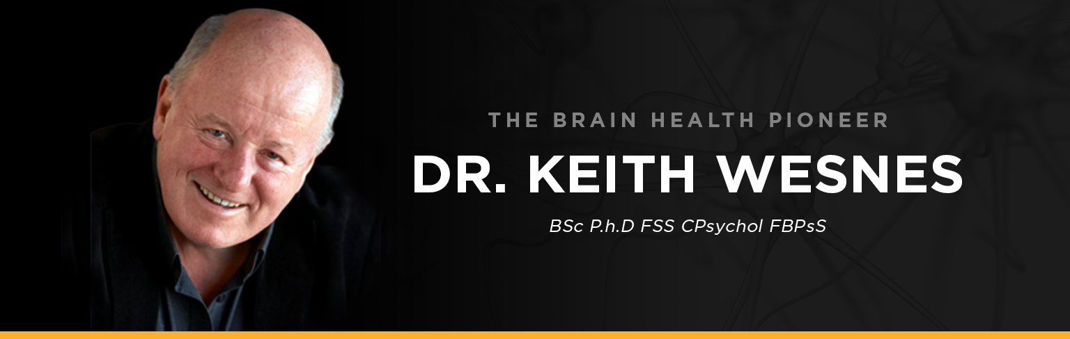 Dr. Keith Wesnes P.h.D