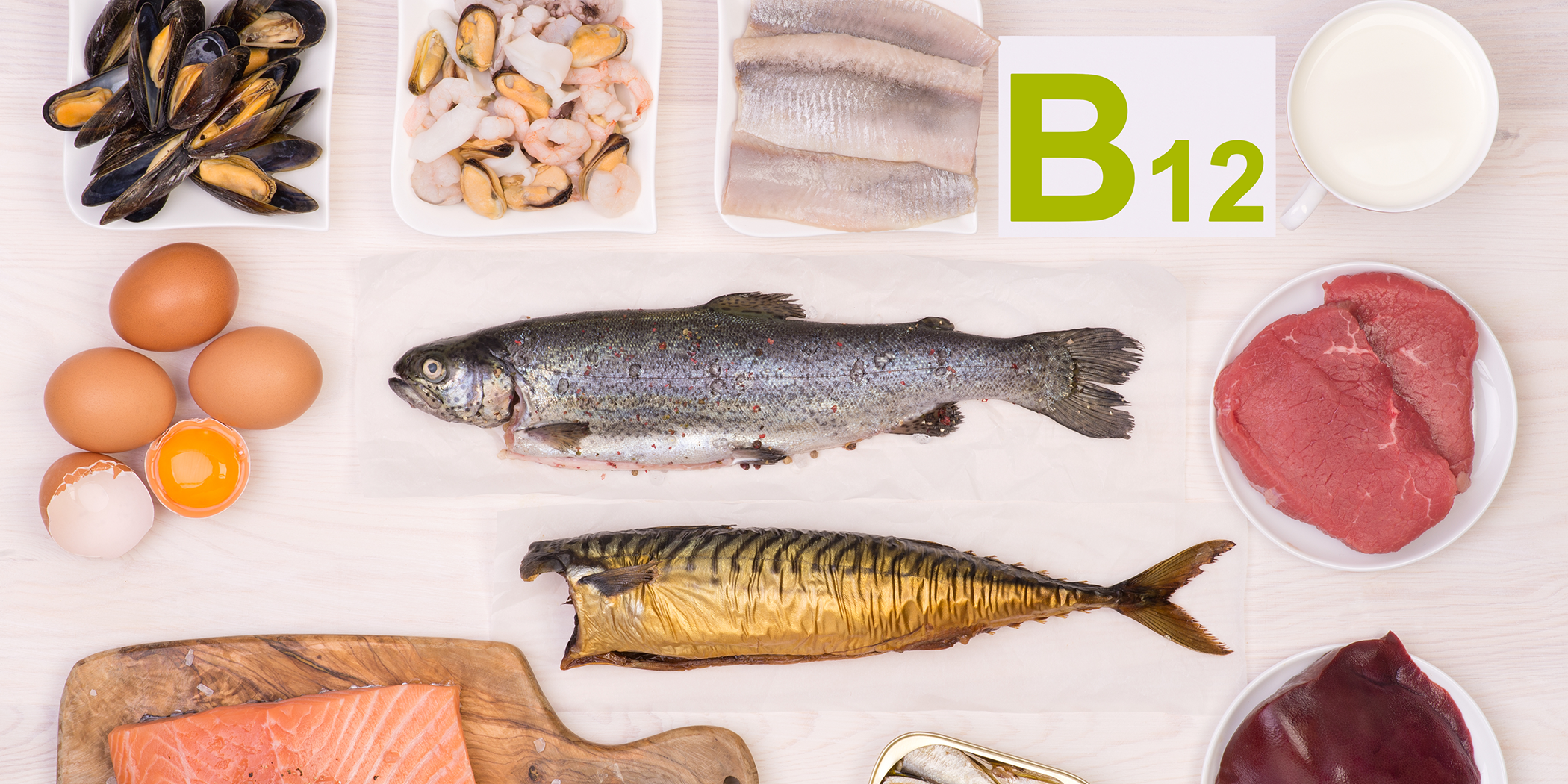 Could a Lack of Vitamin B-12 Be Running You Down?