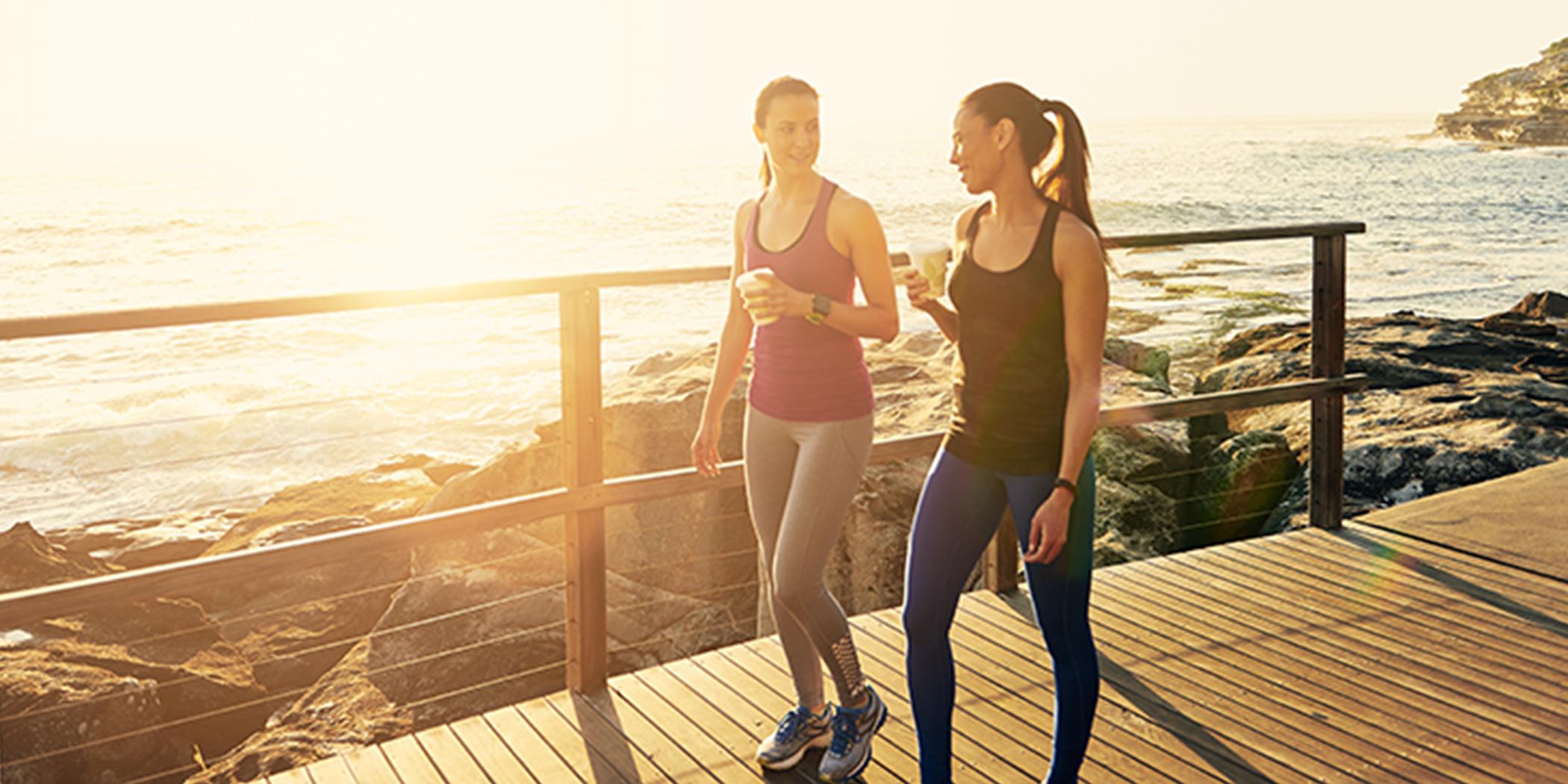 Walk Your Way To Better Brain Health