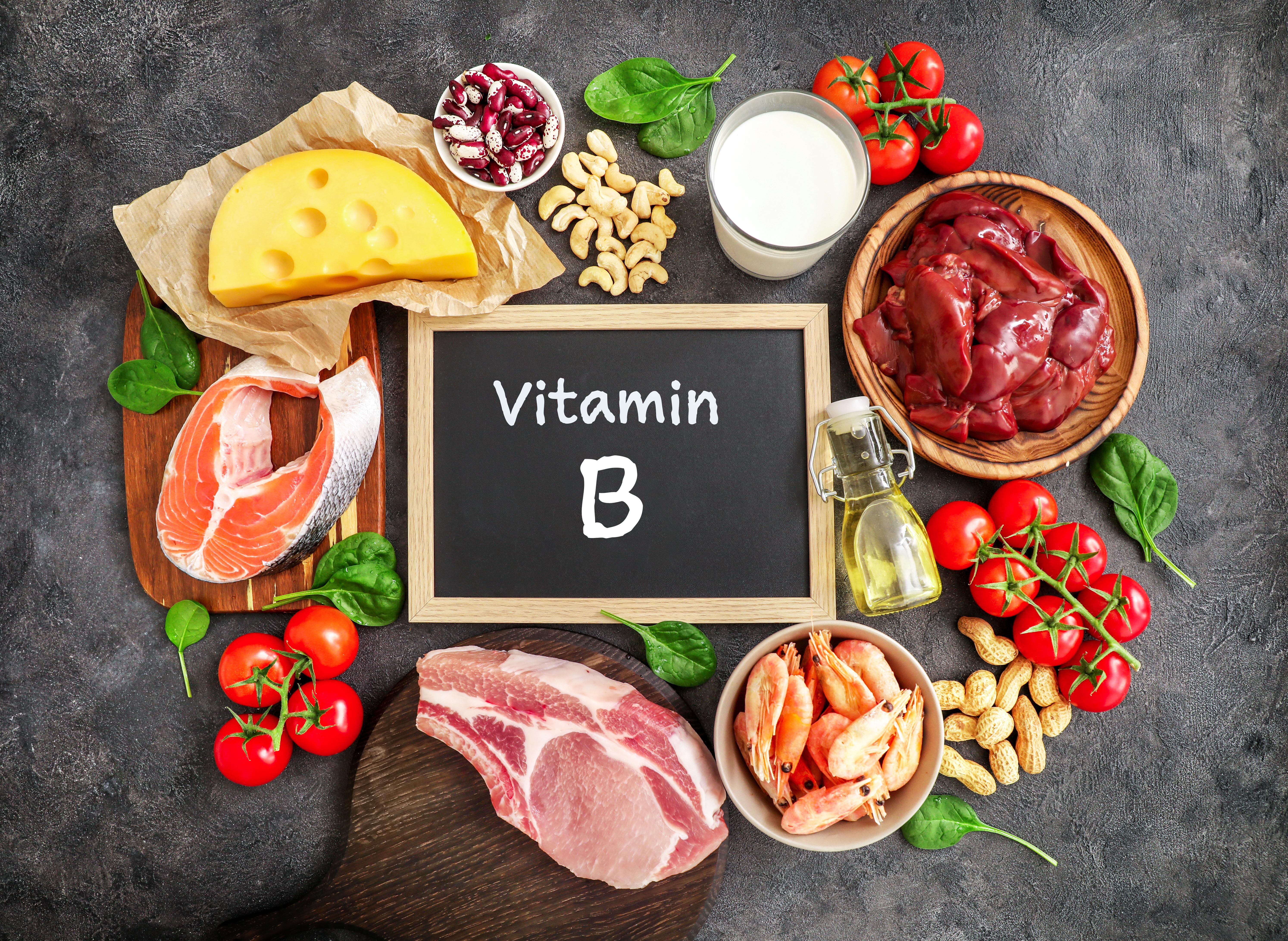 B Vitamins Are Essential For Brain Health
