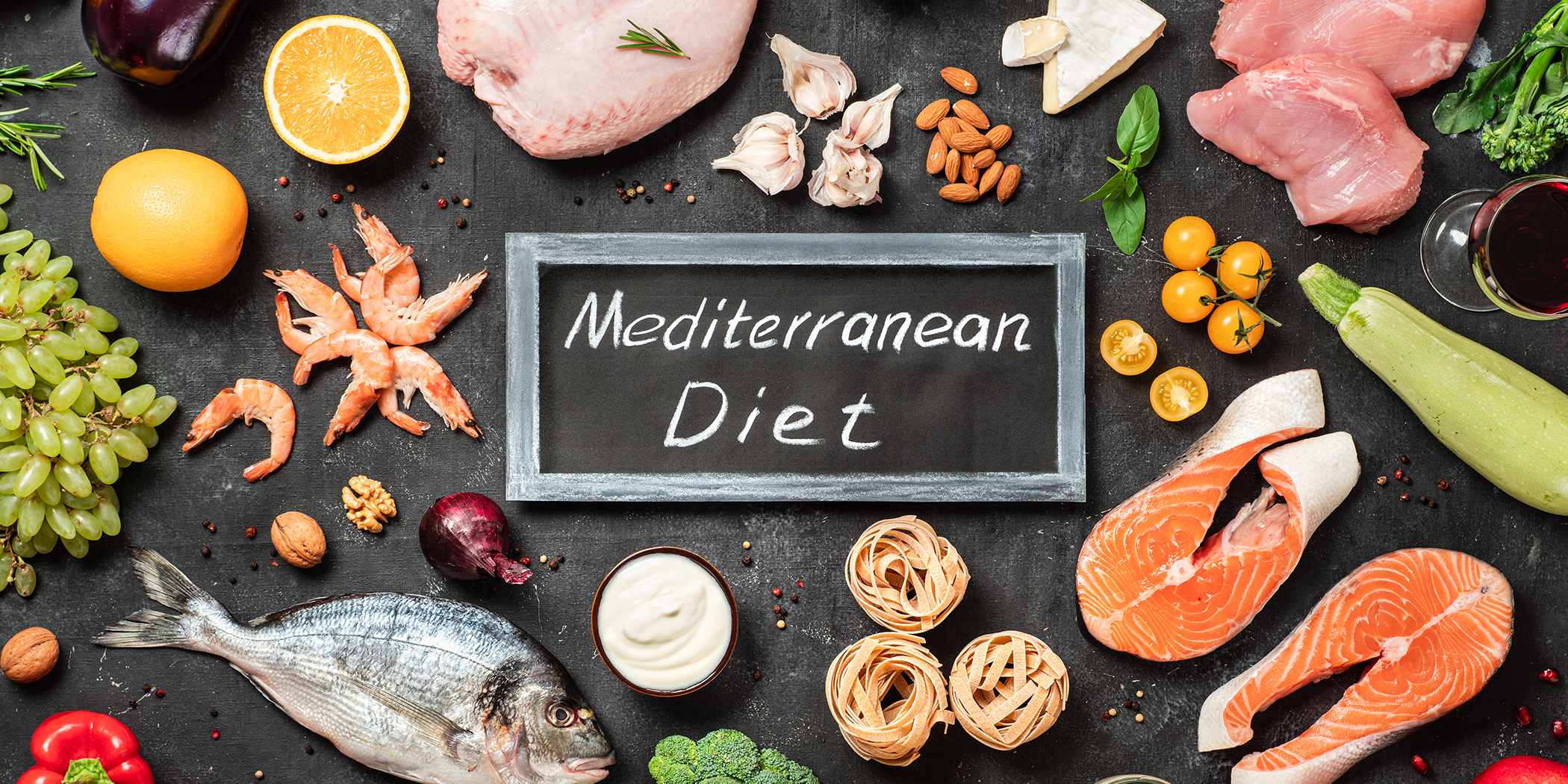 How the Mediterranean Diet Affects Your Brain